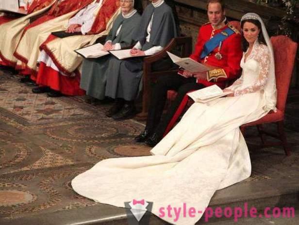 Trouwjurk Kate Middleton Beschrijving Prijs
